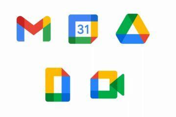 nove ikony google aplikaci