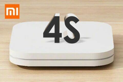 novinka Xiaomi Mi Box 4S