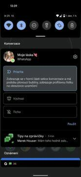 novinky v android 11