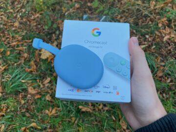 Chromecast s Google TV update