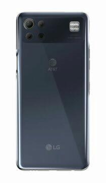 nový telefon od LG 5G sítě
