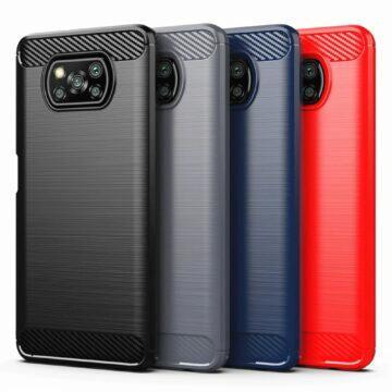 Obal na Xiaomi Poco X3 NFC barvy
