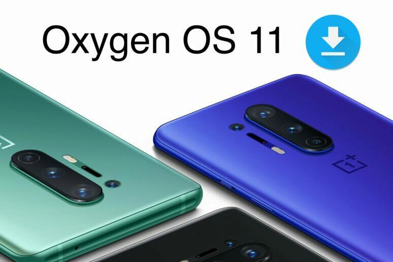 Oxygen OS 11 OnePlus 8 Pro