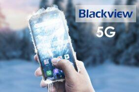 parametry Blackview BL6000 Pro 5G