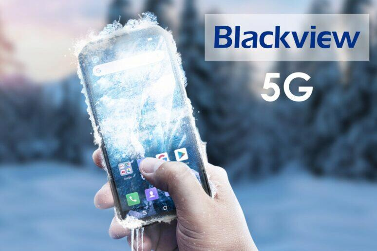 parametry Blackview BL6000 Pro 5G