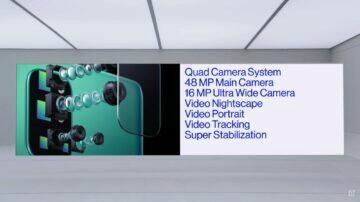 parametry fotoaparátů