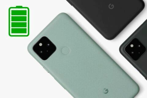 pixel 5 extremni sporic baterie