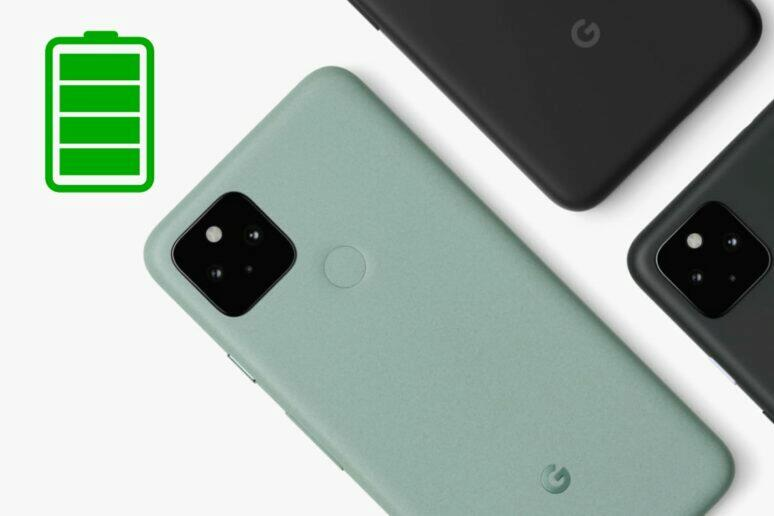 pixel 5 extremni sporic baterie
