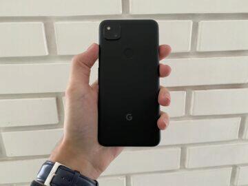 Pixel zadní strana