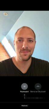 Fotky Google nový editor portrét posuvníky rozmazání pozadí 0