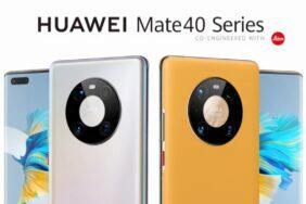 řada Huawei Mate 40