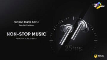 Realme Buds Air Pro výdrž