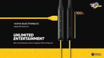 Realme Buds Wireless Pro výdrž