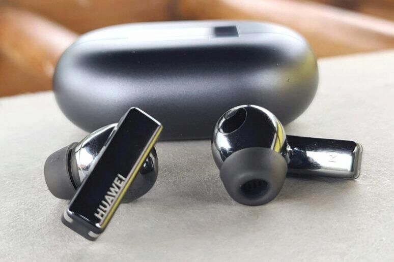 recenze sluchátka Huawei FreeBuds Pro