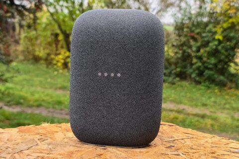 reproduktor Google Nest Audio recenze
