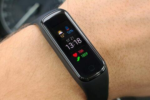 Samsung Galaxy Fit2 recenze