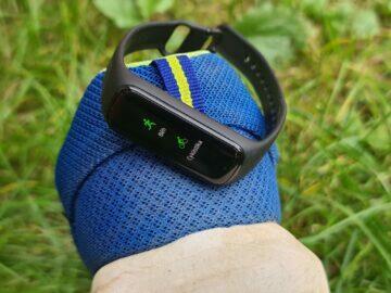 Samsung Galaxy Fit2 sport běh