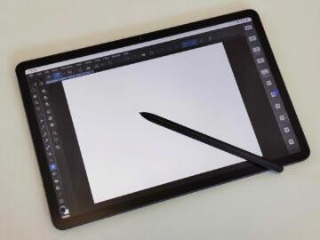 Samsung Galaxy Tab S7 Clip Studio