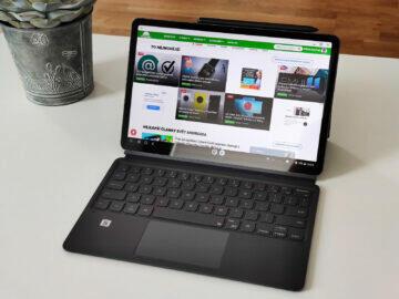 Samsung Galaxy Tab S7 klávesnice