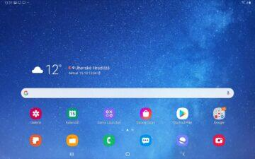 Samsung Galaxy Tab S7 One UI