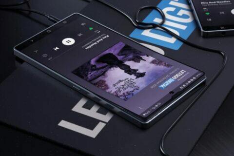 Samsung telefon s výklopným displejem patent