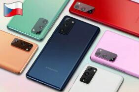 Samsung začíná prodávat v Česku Galaxy S20 FE_
