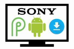 sony TV Android 9