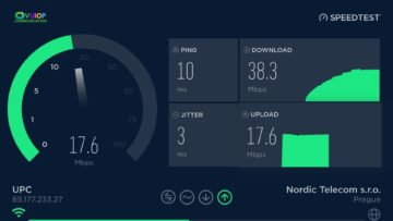 speedtest google chromecast s google tv