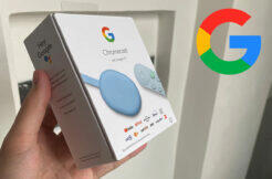 Do redakce dorazil Google Chromecast