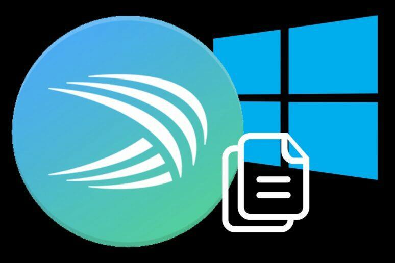 Swiftkey kopírování z mobilu do Windows