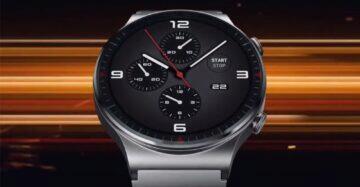 Watch GWatch GT 2 Porsche ciferníkT 2 Porsche ciferník