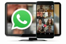 WhatsApp desktop videohovory