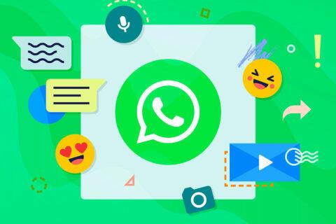 WhatsApp kupování věcí v chatu