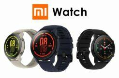 Xiaomi Mi Watch Evropa parametry cena