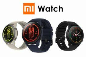 Xiaomi Mi Watch Evropa parametry cena
