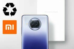Xiaomi zbaví plastů v balení