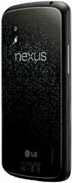 zadní strana nexus