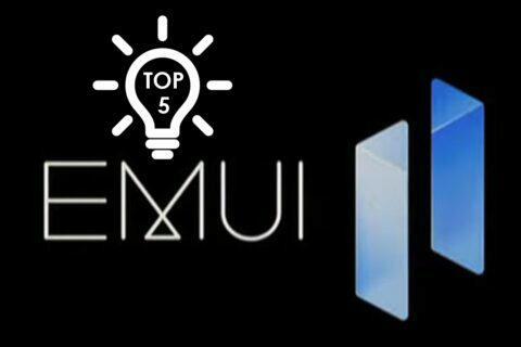 zajímavé funkce EMUI 11