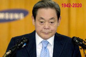Zemřel Lee Kun-hee
