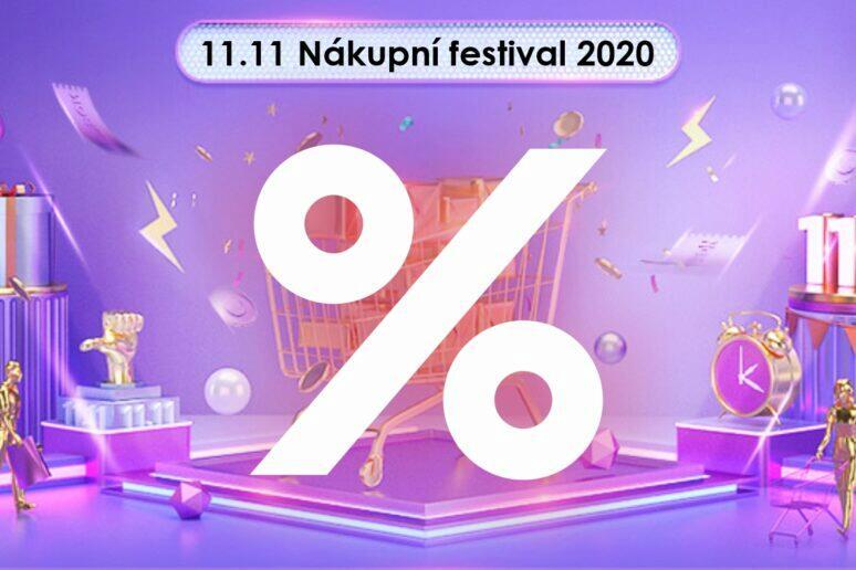 11.11 nákupní festival 2020 head