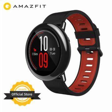 11.11 2020 první tipy Amazfit Pace