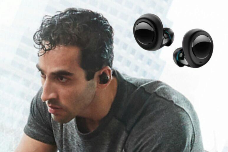 Amazon Echo Buds záznam sportovních výkonů