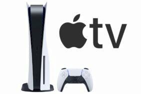 apple TV PlayStation