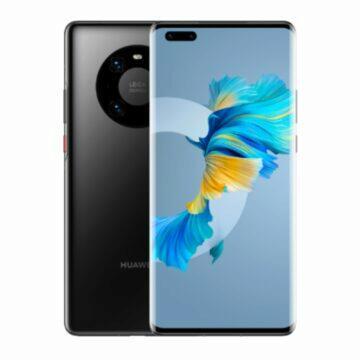 barva Huawei Mate 40 Pro black