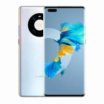barva Huawei Mate 40 Pro mystic silver