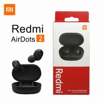 Bezdrátová sluchátka Xiaomi Redmi Airdots 2