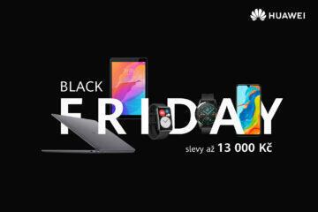Black Friday u Huawei akce