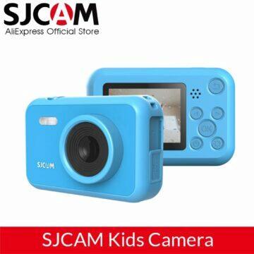 Dětská akční kamera SJCAM FunCam modrá