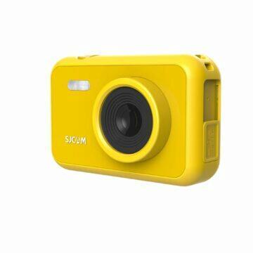 Dětská akční kamera SJCAM FunCam žlutá