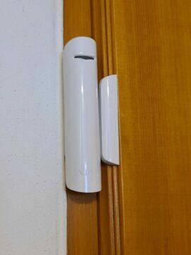 dveřní senzor zavřený